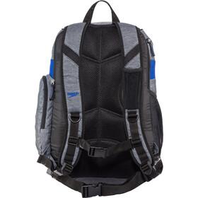 speedo Teamster Backpack L, grey/navy